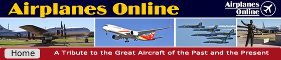 Airplanes Online Home Page