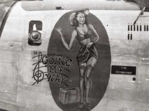 "B-24 Liberator ""Going My Way"""