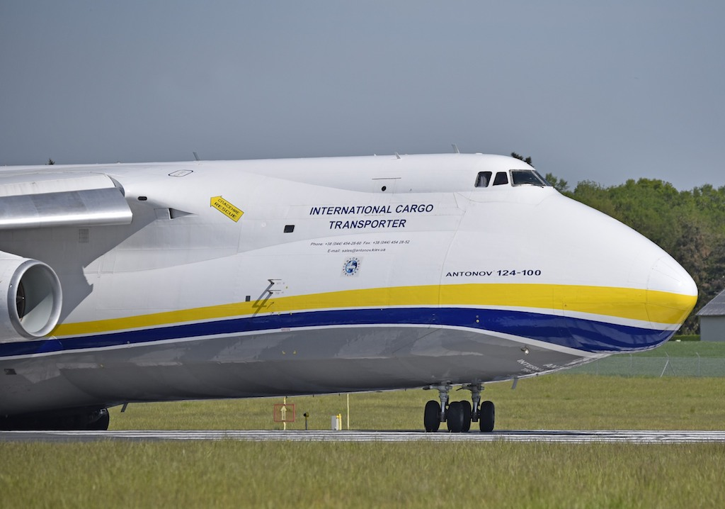 An-124-100 International Cargo Transporter, Registration UR- 82029, Antonov Design Bureau
