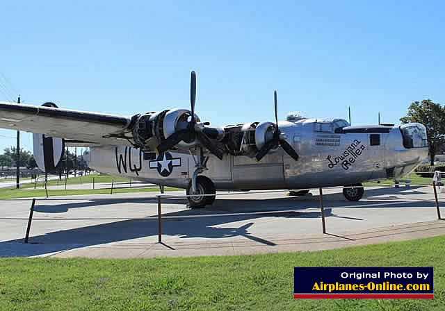 "Consolidated (Ford) B-24J Liberator ""Louisiana Belle II"" S/N 44-8781"