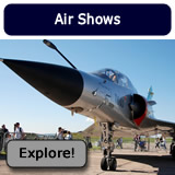 Air shows in the U.S., Canada, Europe and worldwide