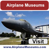 Airplane museums, exhibits, and air parks ... maps, photographs, reviews, and more ... visit there now!